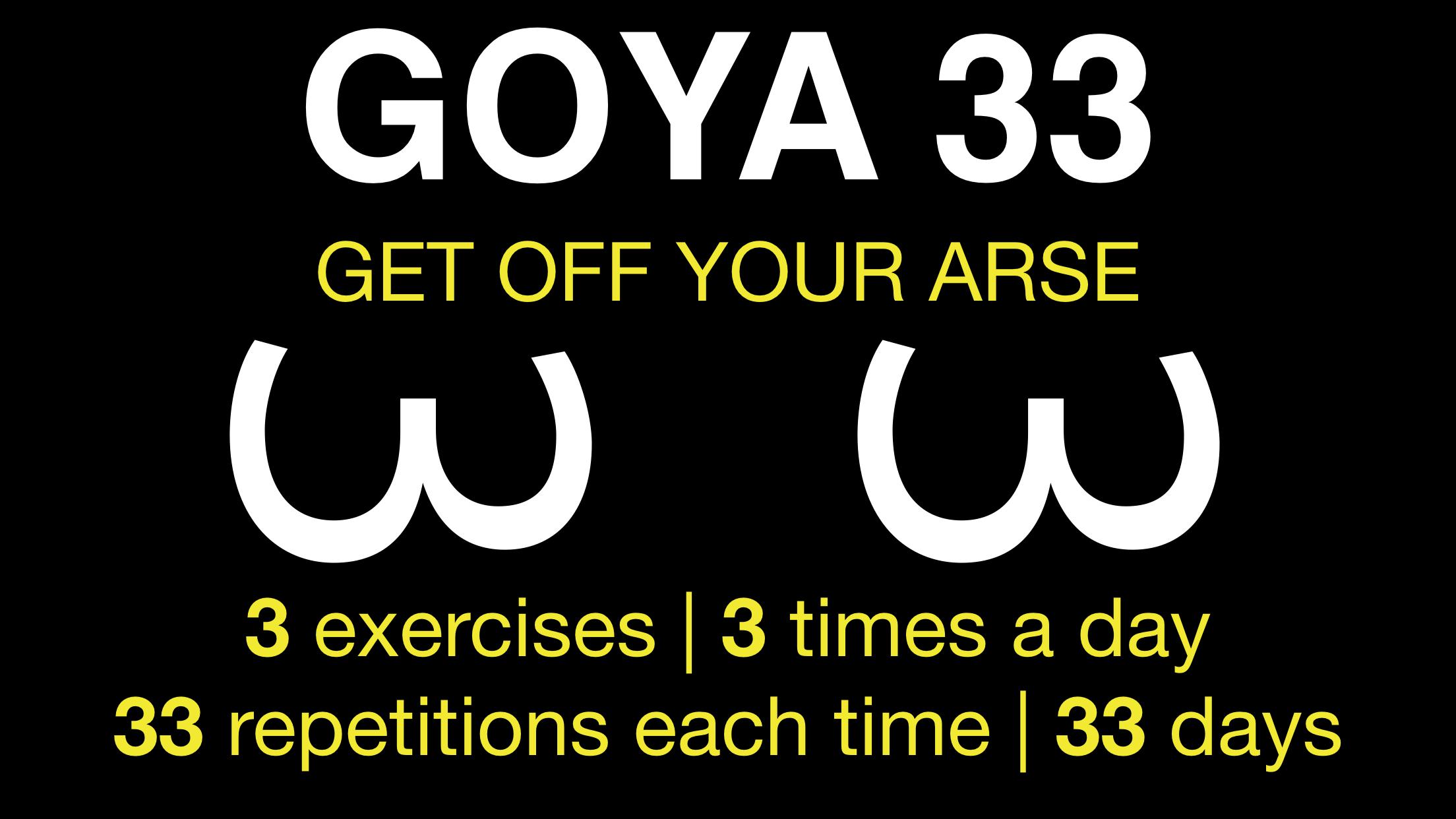 GOYA33
