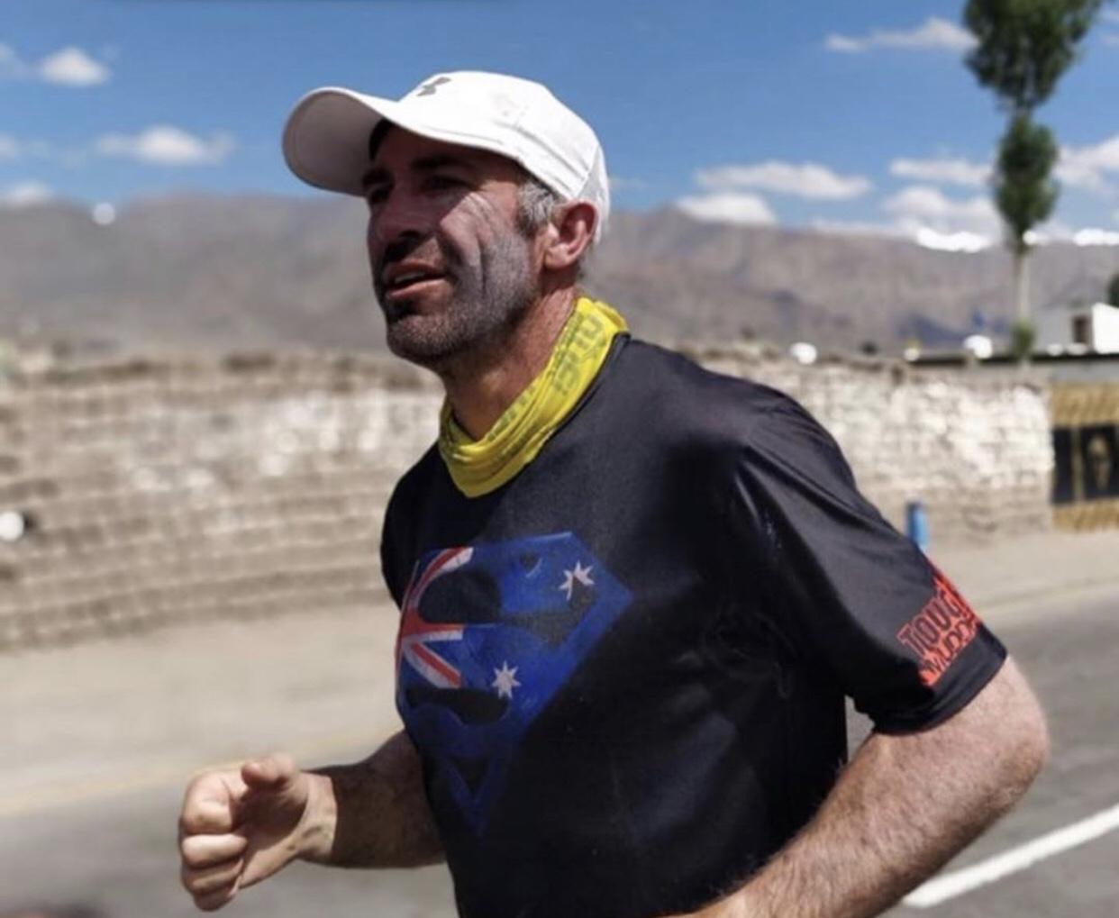 Jason Reardon, the Australian superman