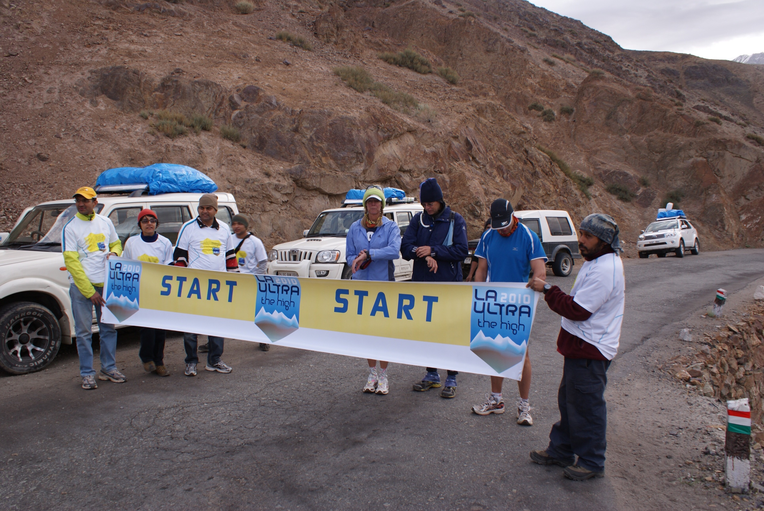 Way back in 2010, only three stood at startline