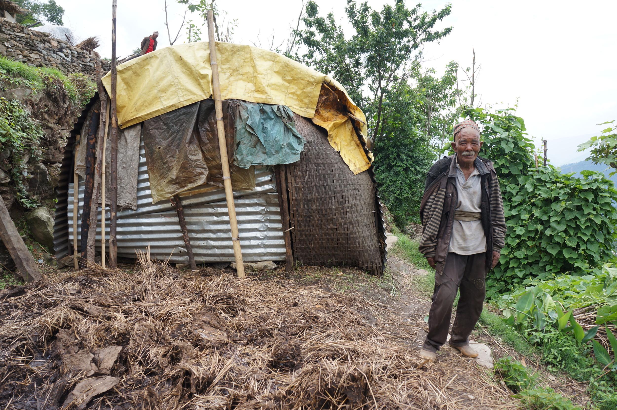 Photo: DiCarlo 2016 |  Sundrawati, Dolakha District, Nepal
