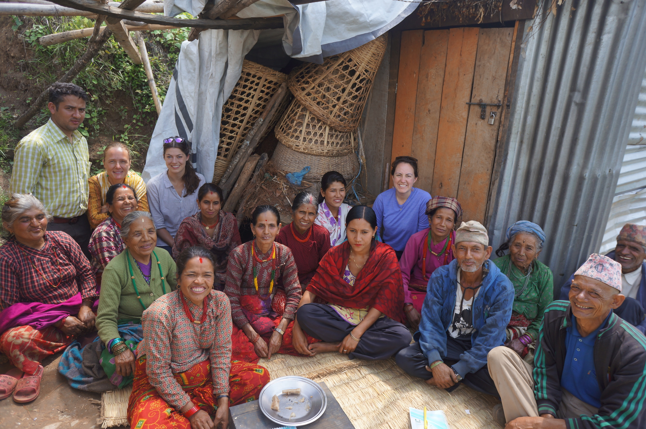 Learning from the ladies in Sundrawati