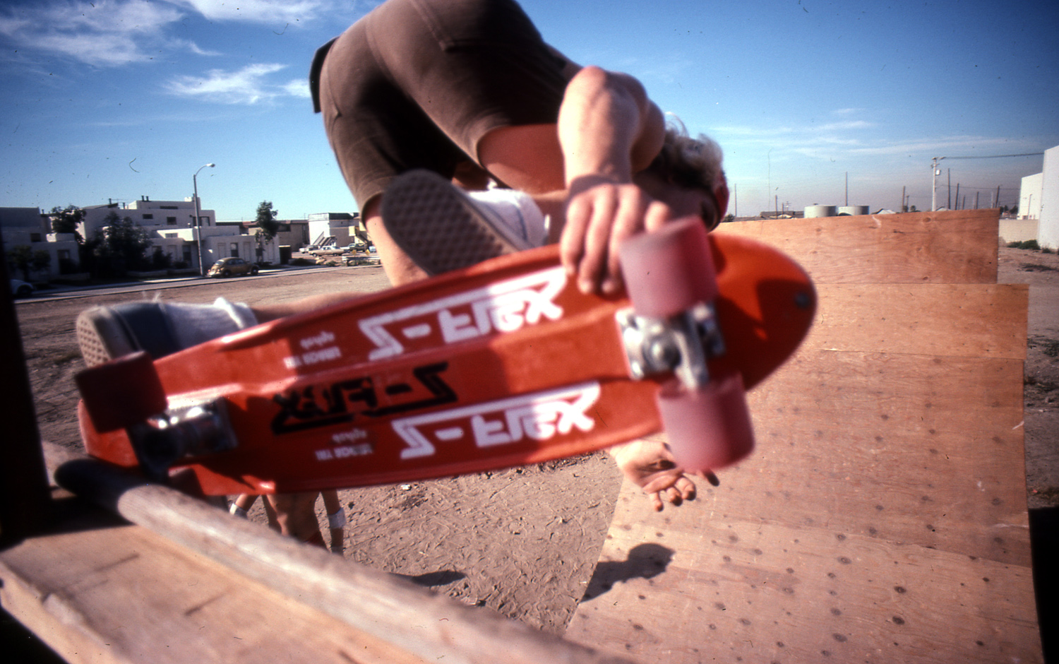 Jeff Humpton, Huntington Beach, Ca. 1976