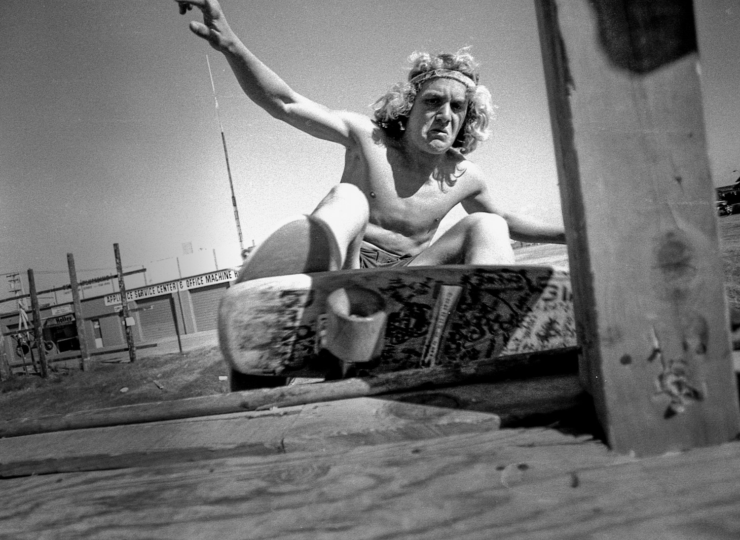 Brad Williams, Huntington Beach, Ca. 1976
