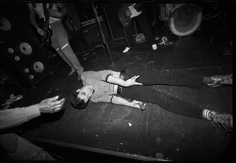 Dead Kennedys, Mabuhay Gardens, San Francisco, Ca. 1979