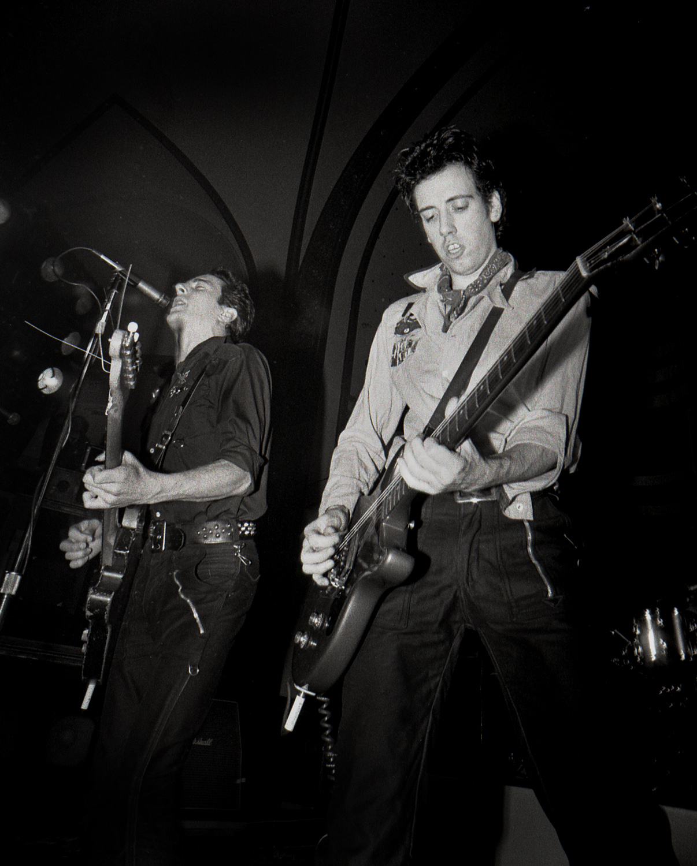 The Clash, San Francisco, 1979