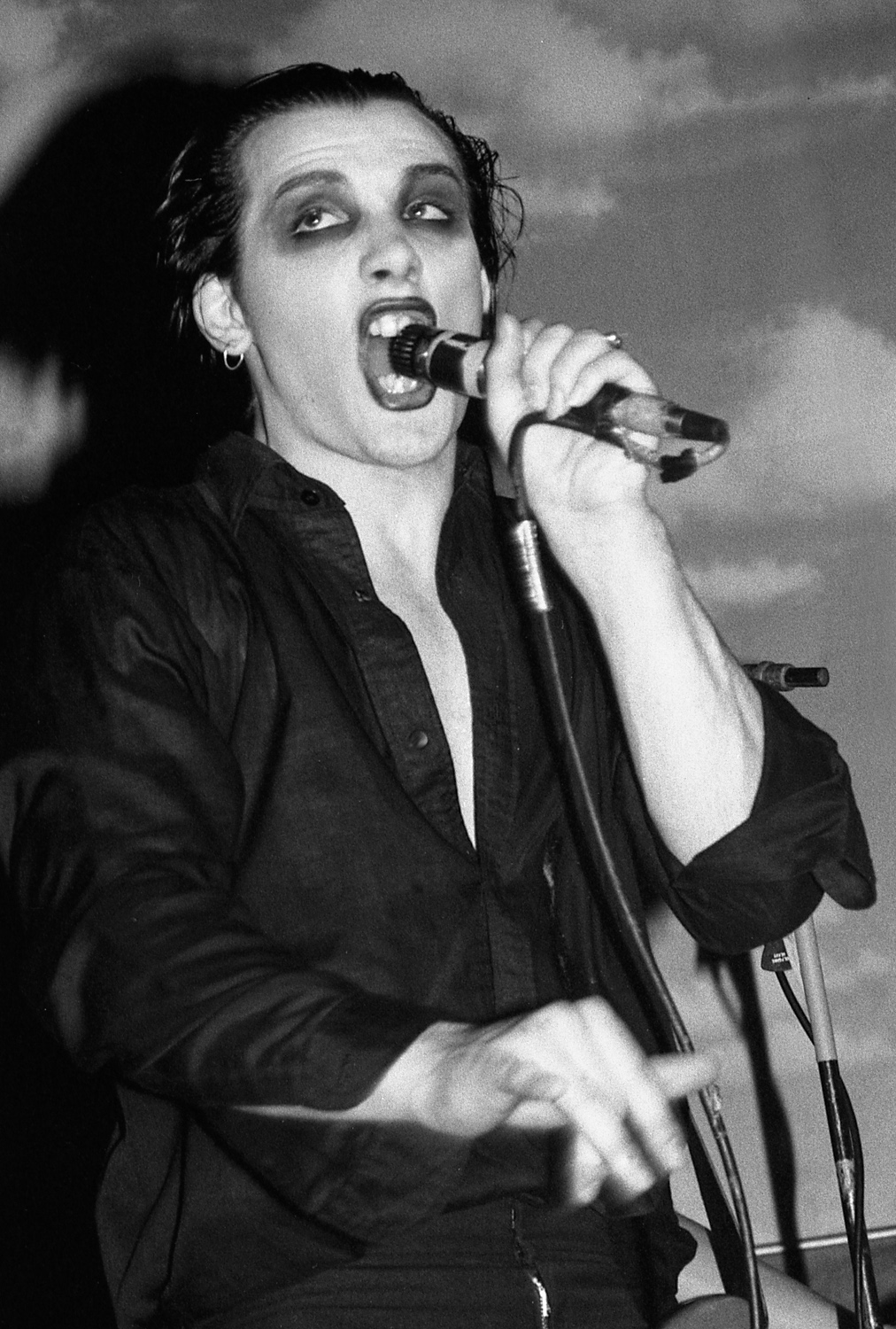 The Damned, Cockoo's Nest, Costa Mesa, CA 1979