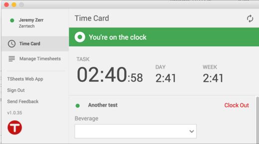 tsheets-chrome-app-timecard.png