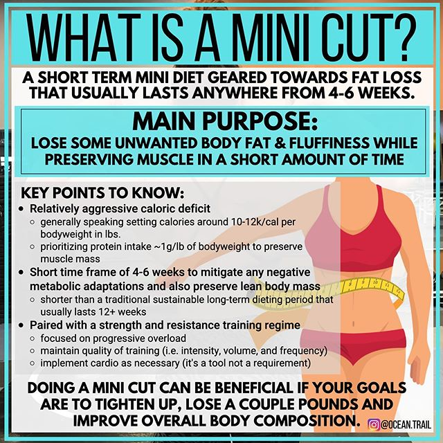 A mini cut can be a useful fat loss tool to drop a couple lbs, improve overall body composition, see some definition in your physique and get motivated by the results you see!  This is NOT meant to be a quick-fix or even a sustainable diet in the long-term because its designed to be a a shorter more aggressive period of fat loss to clean up shop.  Main goals when doing a mini cut are to: ⚡️Establish a caloric deficit mostly through nutrition ⚡️Be effective in the short time frame ⚡️Prioritize strength and resistance training over cardio ⚡️Continue to prioritize sleep & recovery  and most of all be consistent!  I am starting my mini cut next week which I am excited to document and share results from.  I am also running a 6 week mini-cut challenge which is now LIVE on my website (SWIPE 👋) If you are interested in doing this 6 week mini cut program with me visit the link in my bio and let's get your game plan together.  #ievolvefitness #aestheticallyathletic #eatgoodlookgoodfeelgood