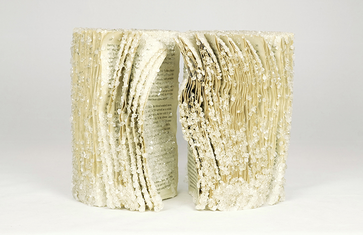 Alexis Arnold, crystalized book series