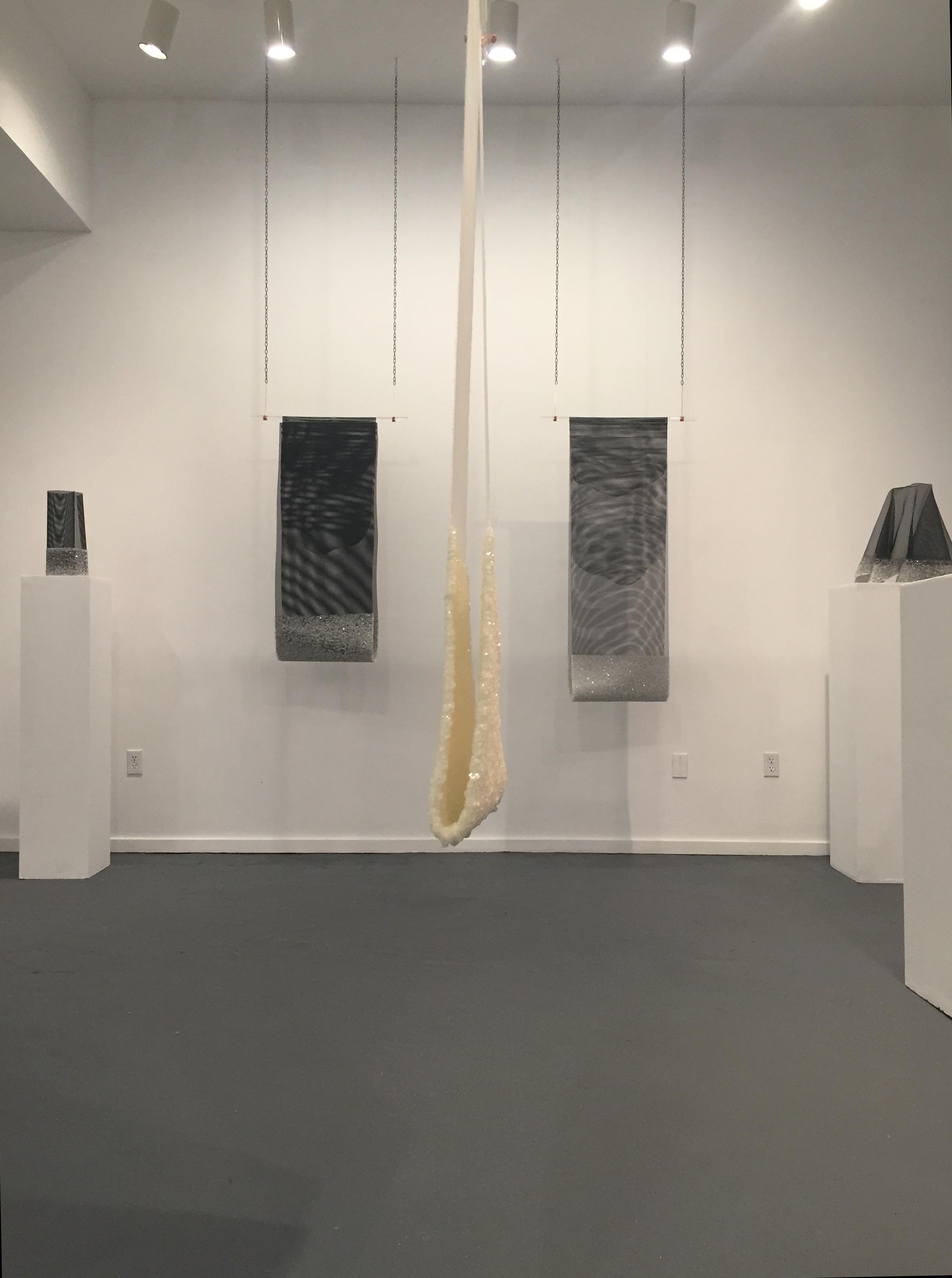 Alexis Arnold, Scintillating Scotoma series