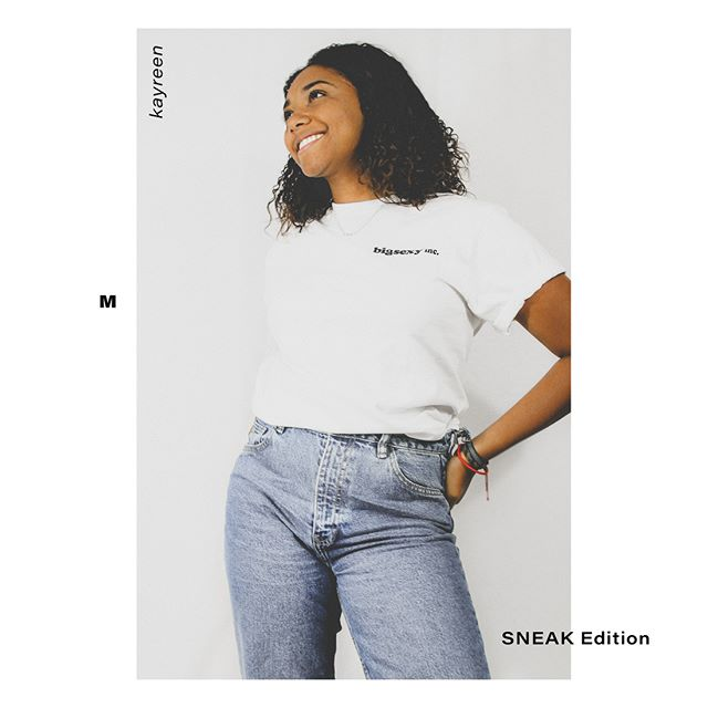 Sexy independent woman: she doesn't take orders, she works with her team to find solutions.  Size: XL Available in S-3XL  Artist: @sneak_ecloud Model: @reeeeniebean  shop TODAY online Link in bio . . .  #bigsexyinc #bigsexy #youdeservetofeelsexy #issexy #unisex #artistedition #igstore #instastore #instafashion #normcore #streetwear #urban #urbanfashion #style #allamerican #apparel #bigsexyapparel #clothingstore #levis #plainwhitetee #summerstyle #ootd #ootdfashion #bodypositive #bopofashion #femaleempowerment #fashionista