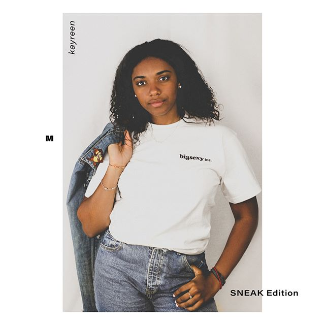 Living ain't living if you're living for someone else.  Size: M Available in S-3XL  Artist: @sneak_ecloud Model: @reeeeniebean  shop TODAY online Link in bio . . .  #bigsexyinc #bigsexy #youdeservetofeelsexy #issexy #unisex #artistedition #igstore #instastore #instafashion #normcore #streetwear #urban #urbanfashion #style #allamerican #apparel #bigsexyapparel #clothingstore #levis #plainwhitetee #summerstyle #ootd #ootdfashion #bodypositive #bopofashion #femaleempowerment #fashionista