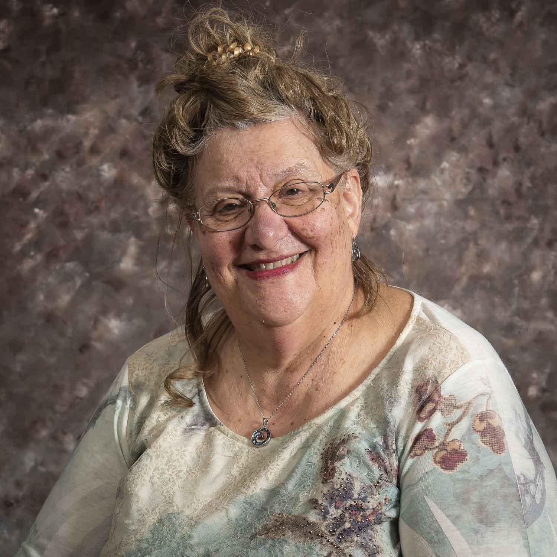 Janet Heise - Treasurer/Secretary/Producer
