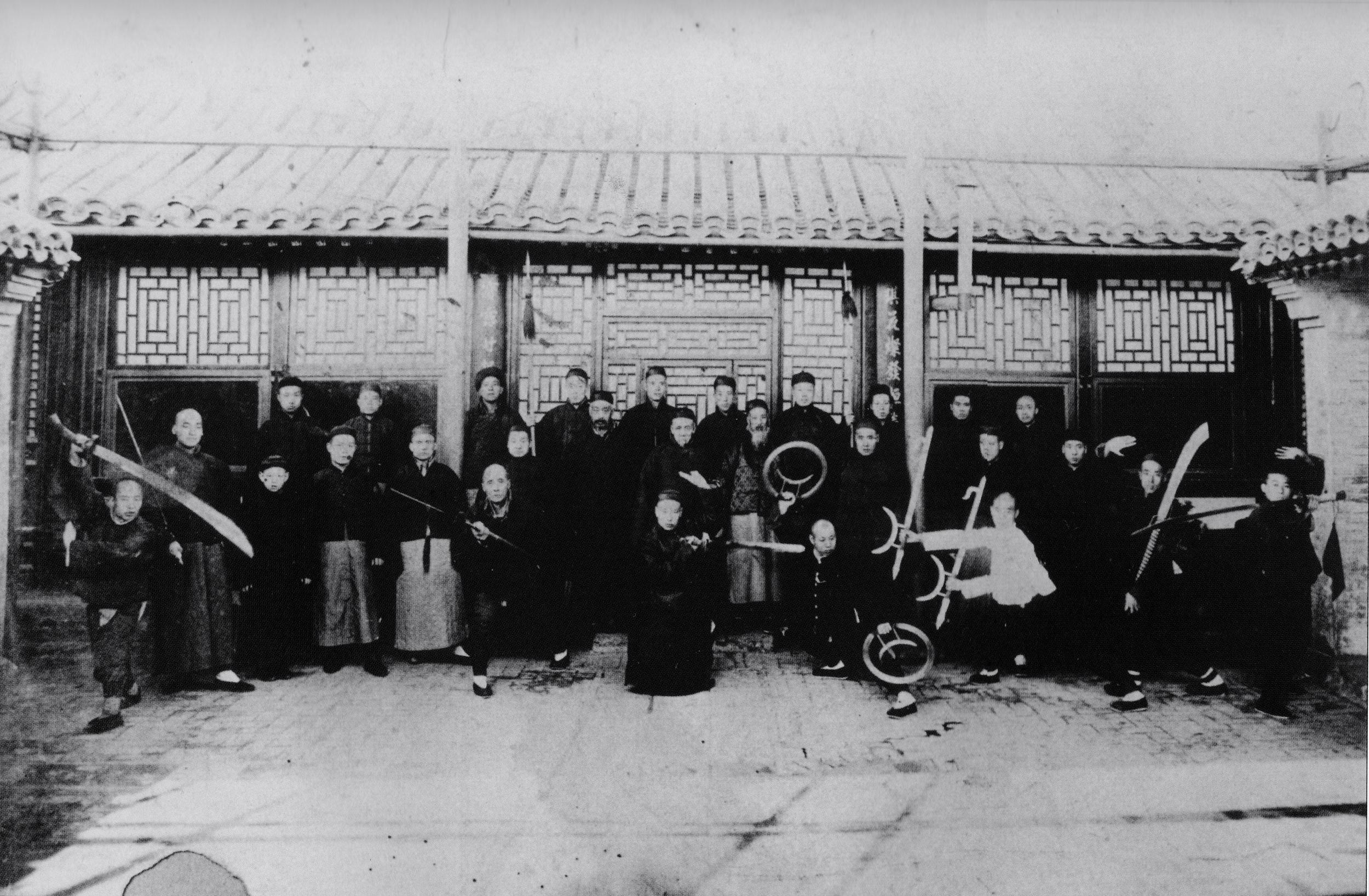 BaGuaZhang Family 1917