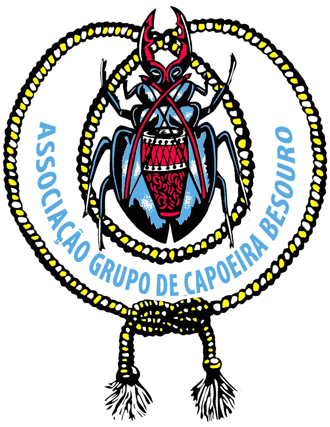 Our school Capoeira Besouro works closely with sister schools in Los Angeles, Japan and Hawaii