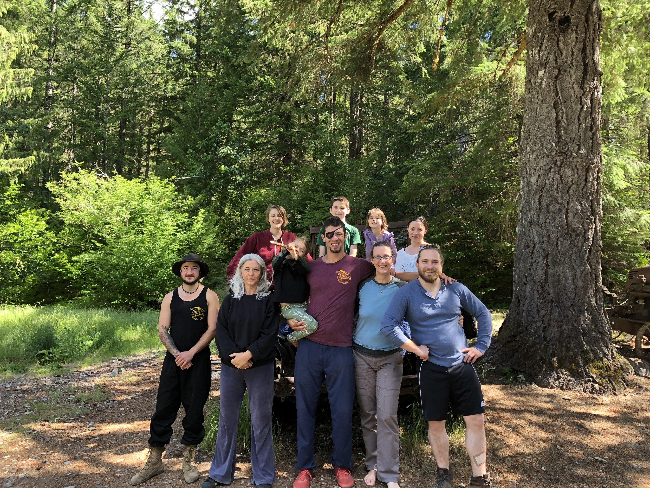 Flying Tortoise Opal Creek 2018 Group.jpg