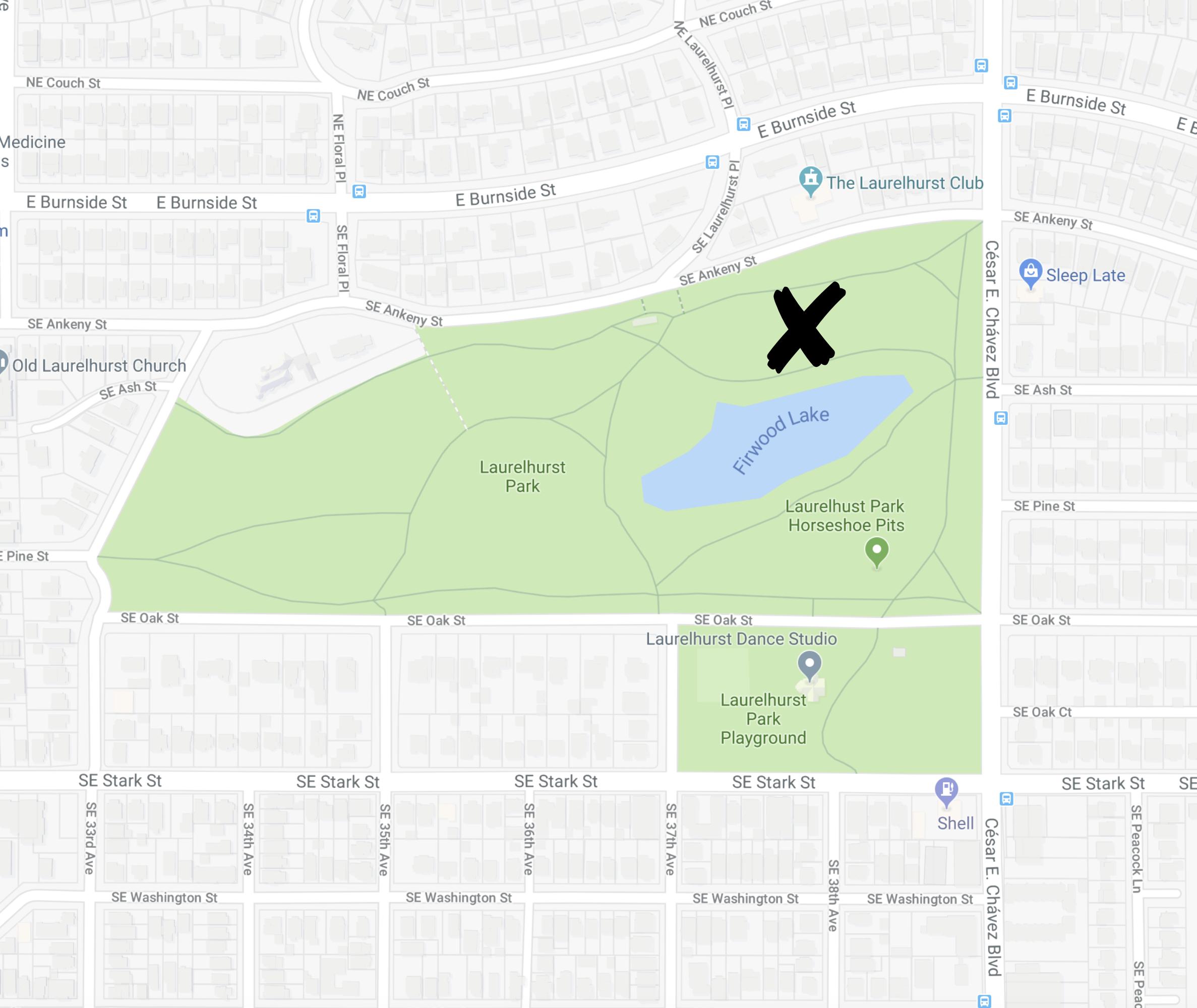 Flying Tortoise Laurelhurst Park Map.png
