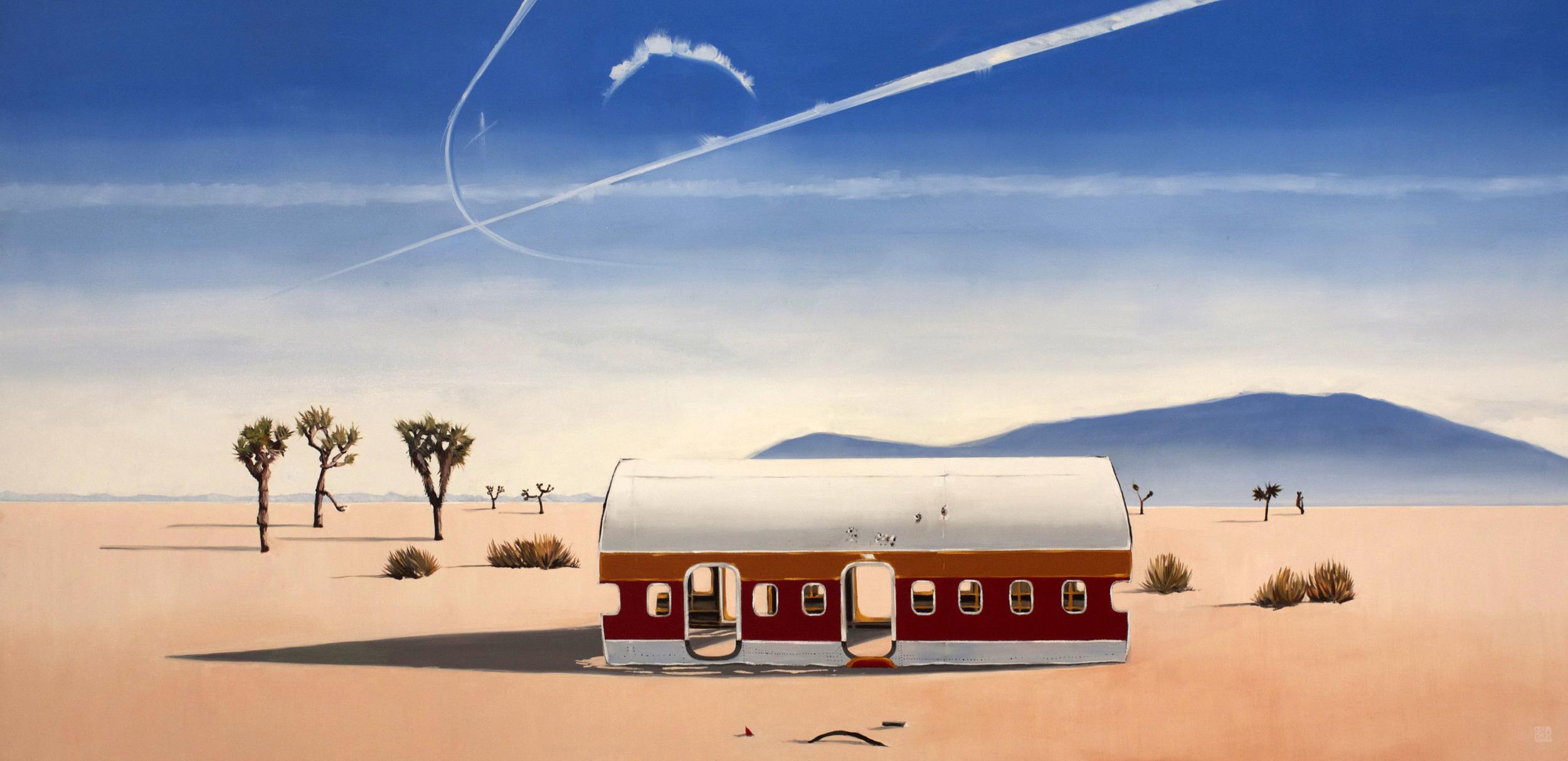 Mojave Desert Shell