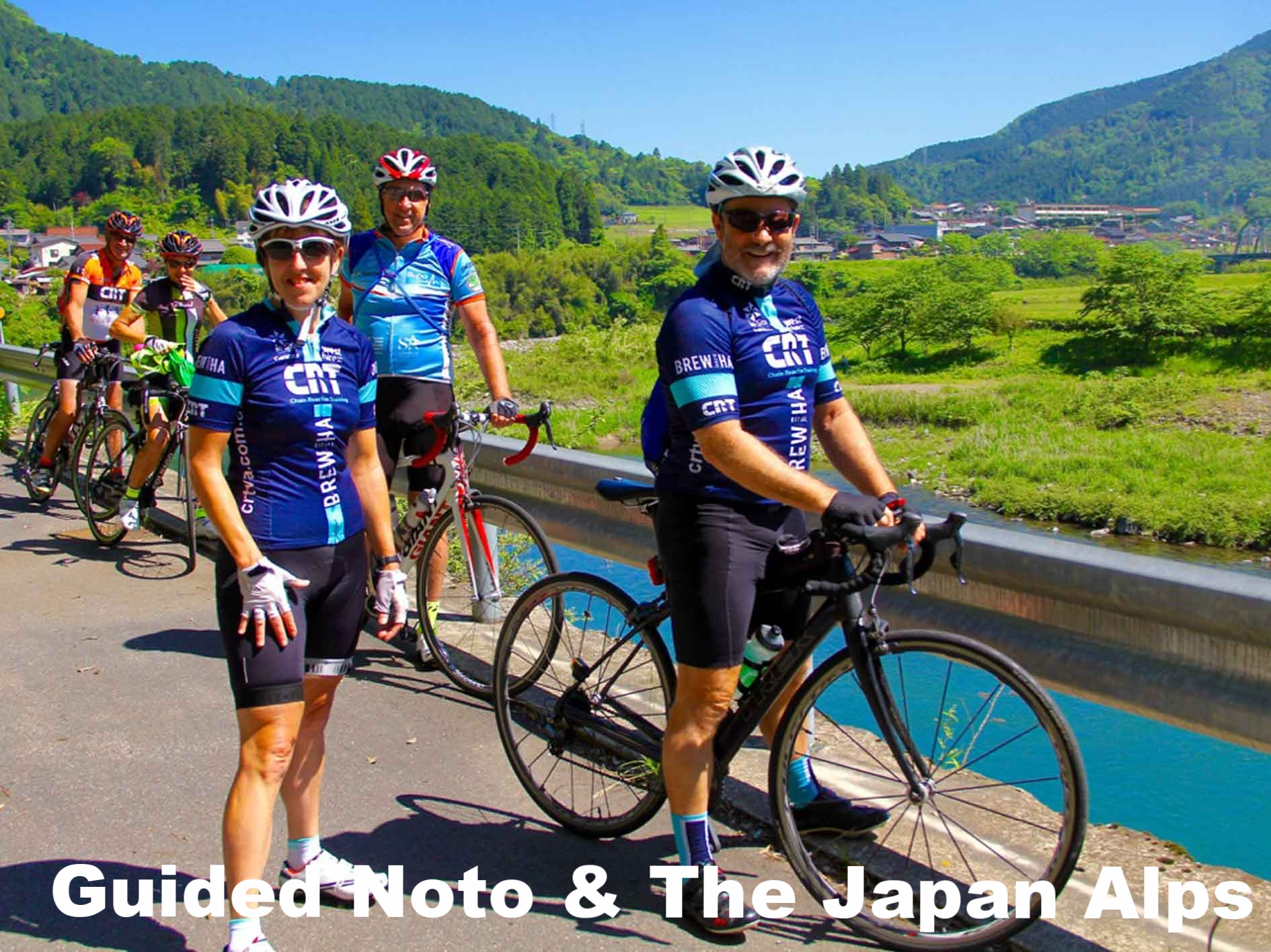 Cycle Tour Noto & The Japan Alps