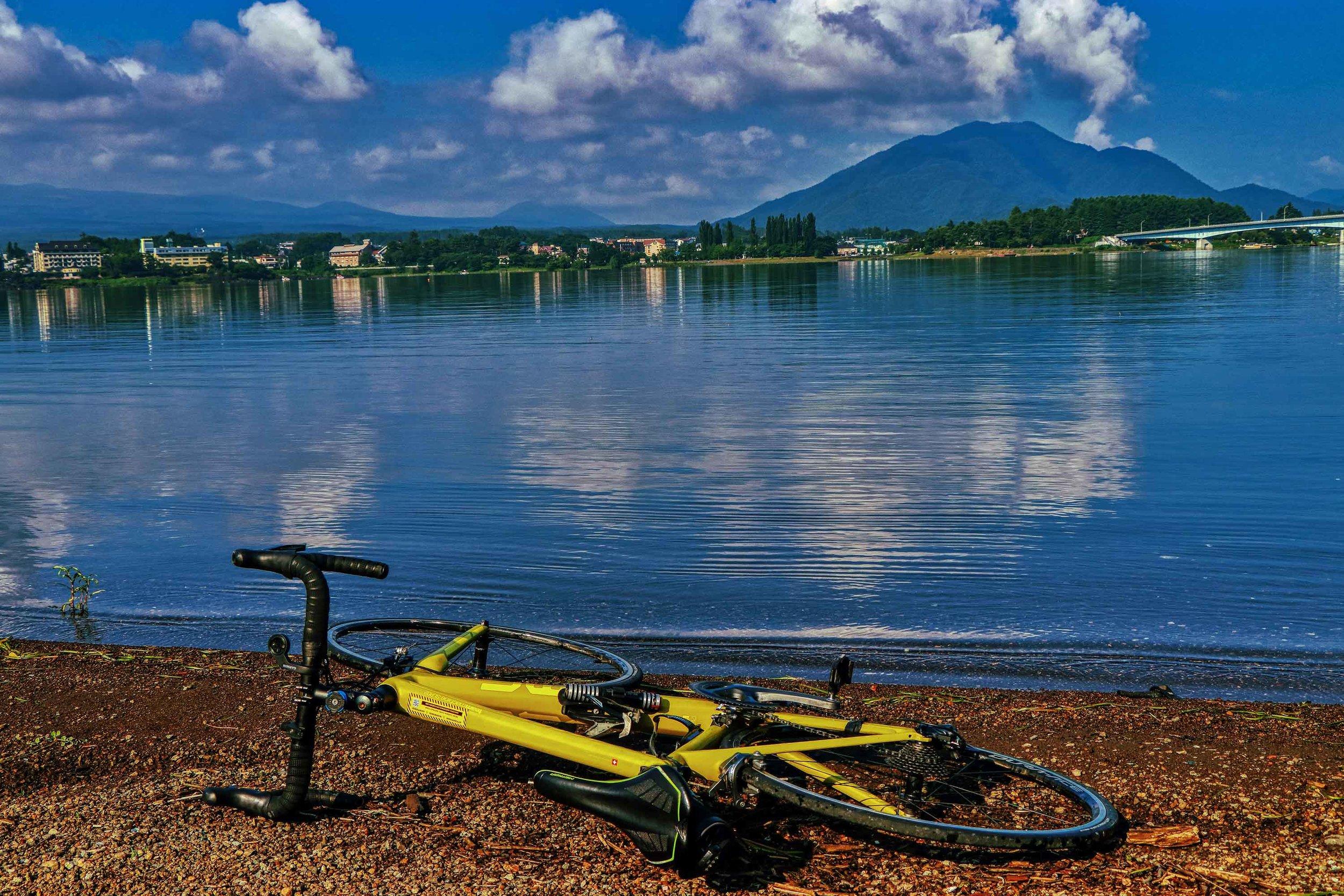 Fuji Five Lakes, Kawaguchi Ko