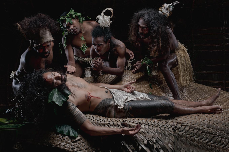 La Pietà (Kanak)  2010