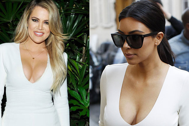 ten TIMES THE KARDASHIANS STOLE EACH OTHERS LOOKS