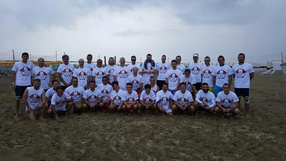 5.6.2016 - Torneo Beach Tennis al Vela