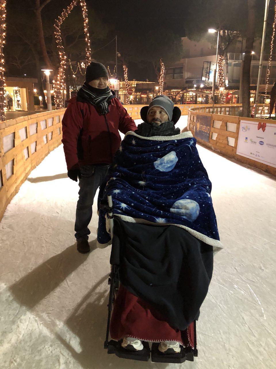 21.12.17 - FabiOnlus on ice (Mi.MA)