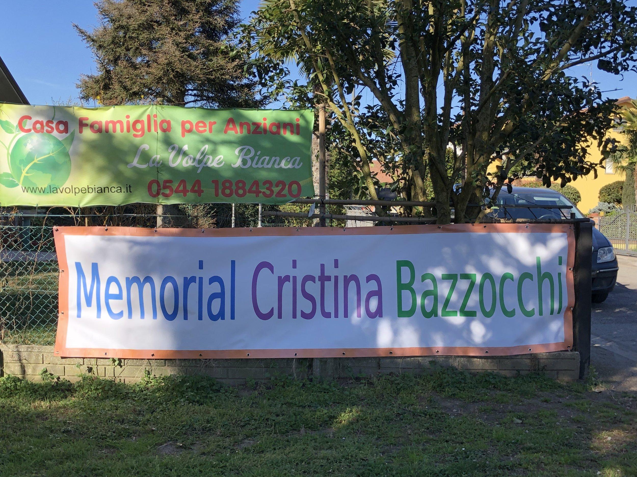 3^ Di Corsa Contro La SLA - Memorial Cristina Bazzocchi