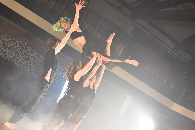 Choreography by Fern Elliott-Davies