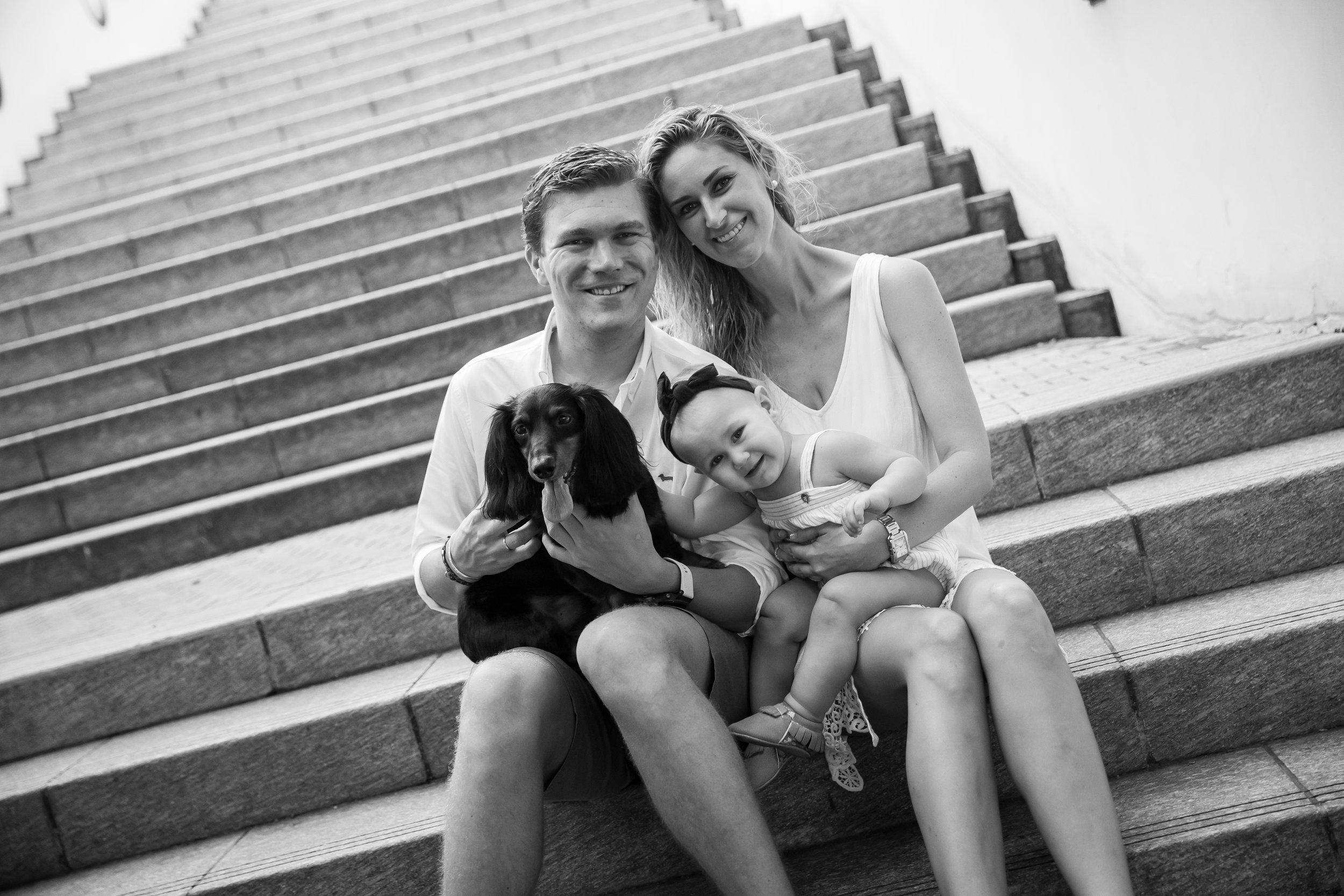 Family Photographer Super Trees GBTB Singapore Vision Photography