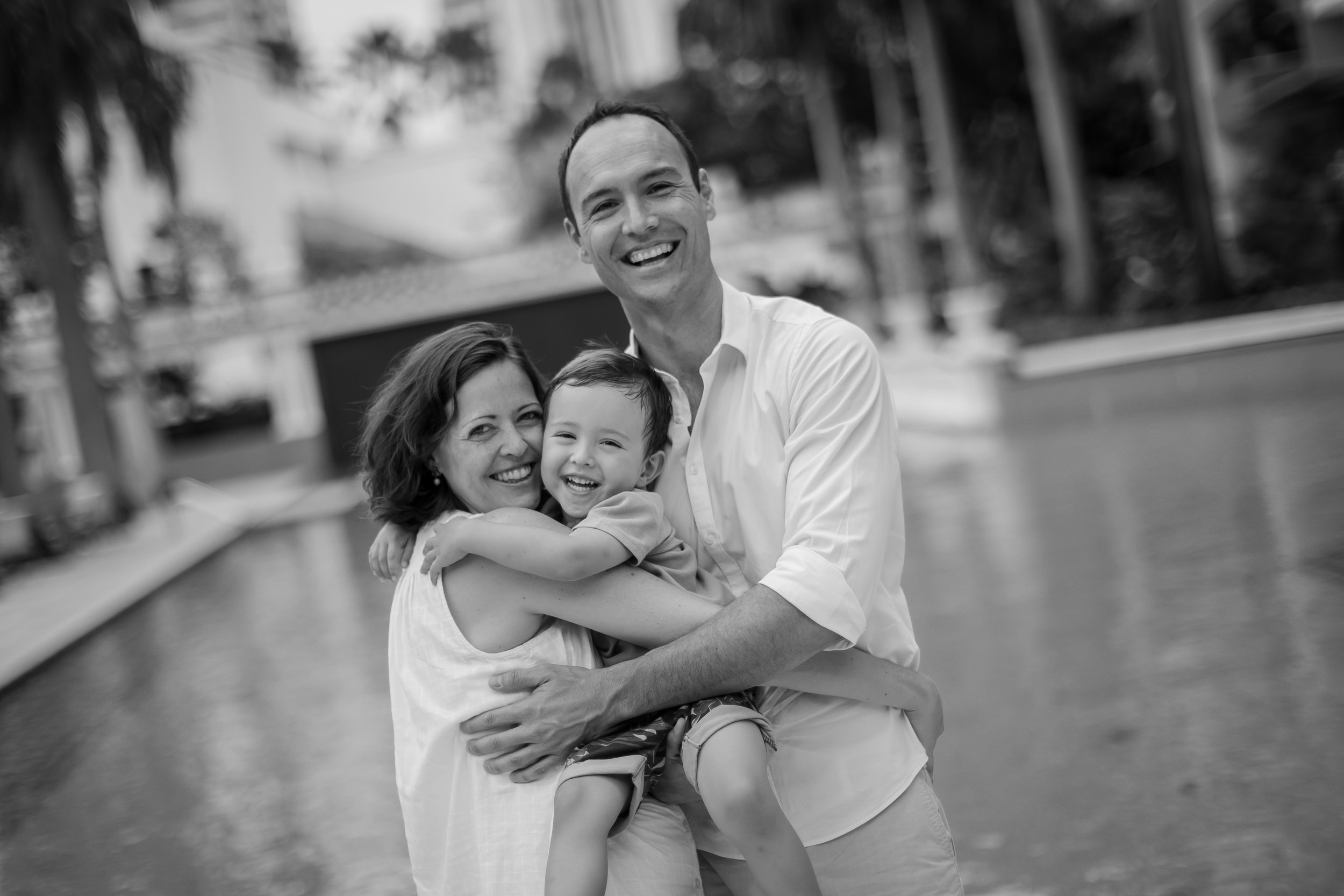 Family Photographer Singapore Vision Photography Daniel Parker home visit