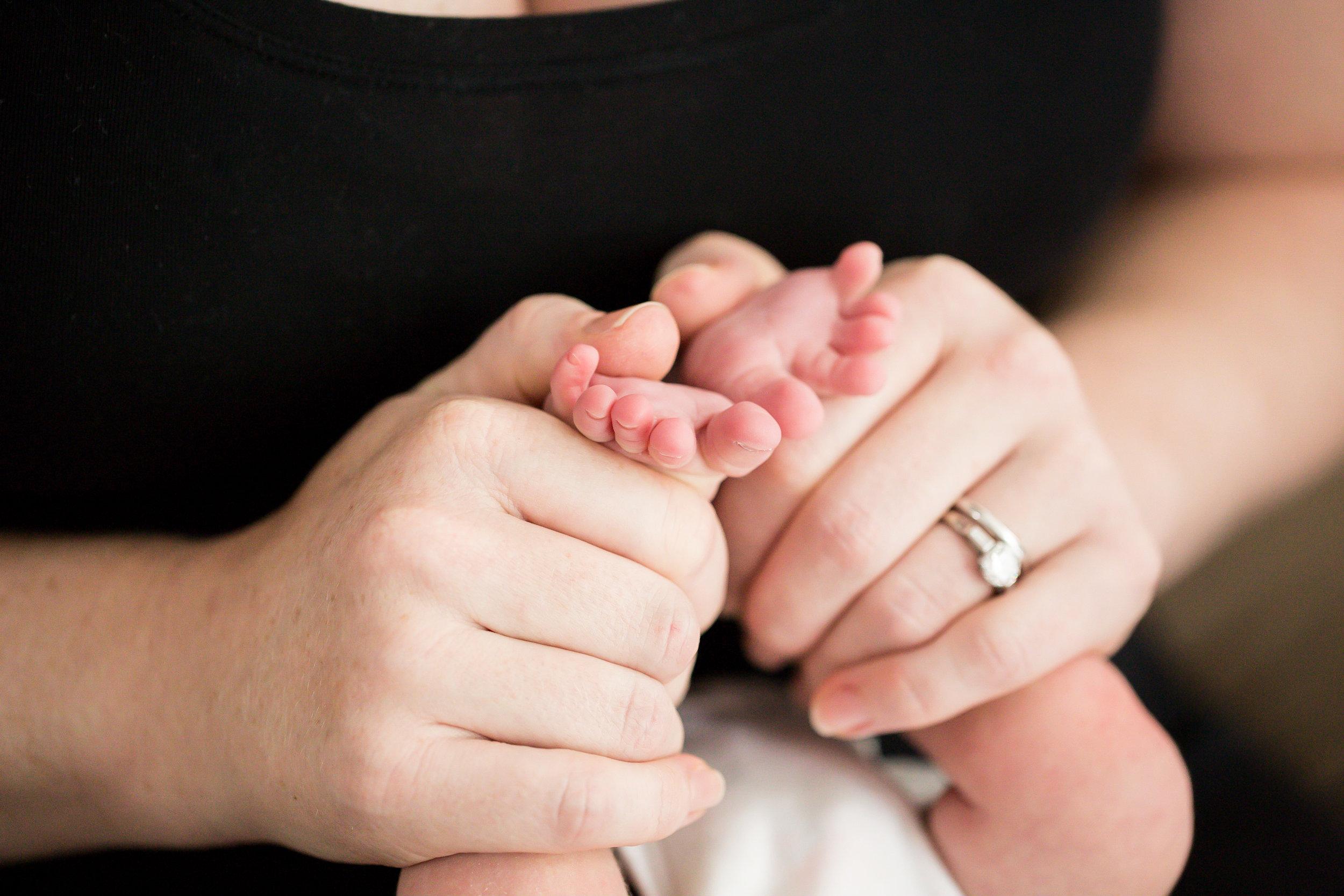 Singapore Newborn Photographer Vision Photography Macro Lifestyle Daniel Parker