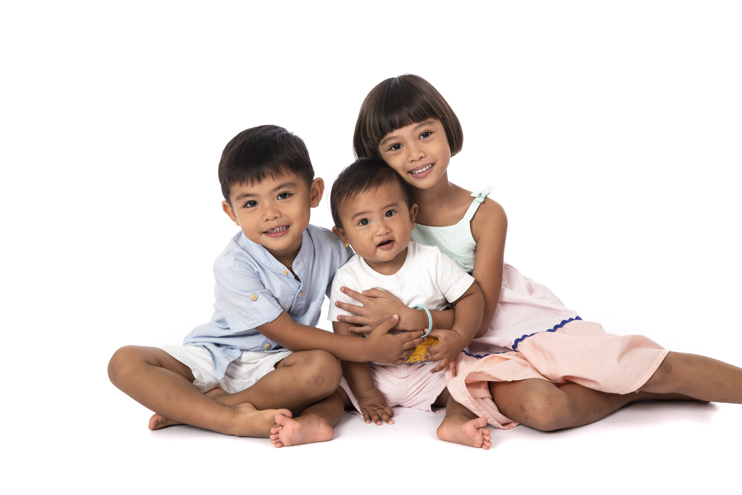 Singapore Family Photo Shoot Studio Vision Photography Daniel Parker