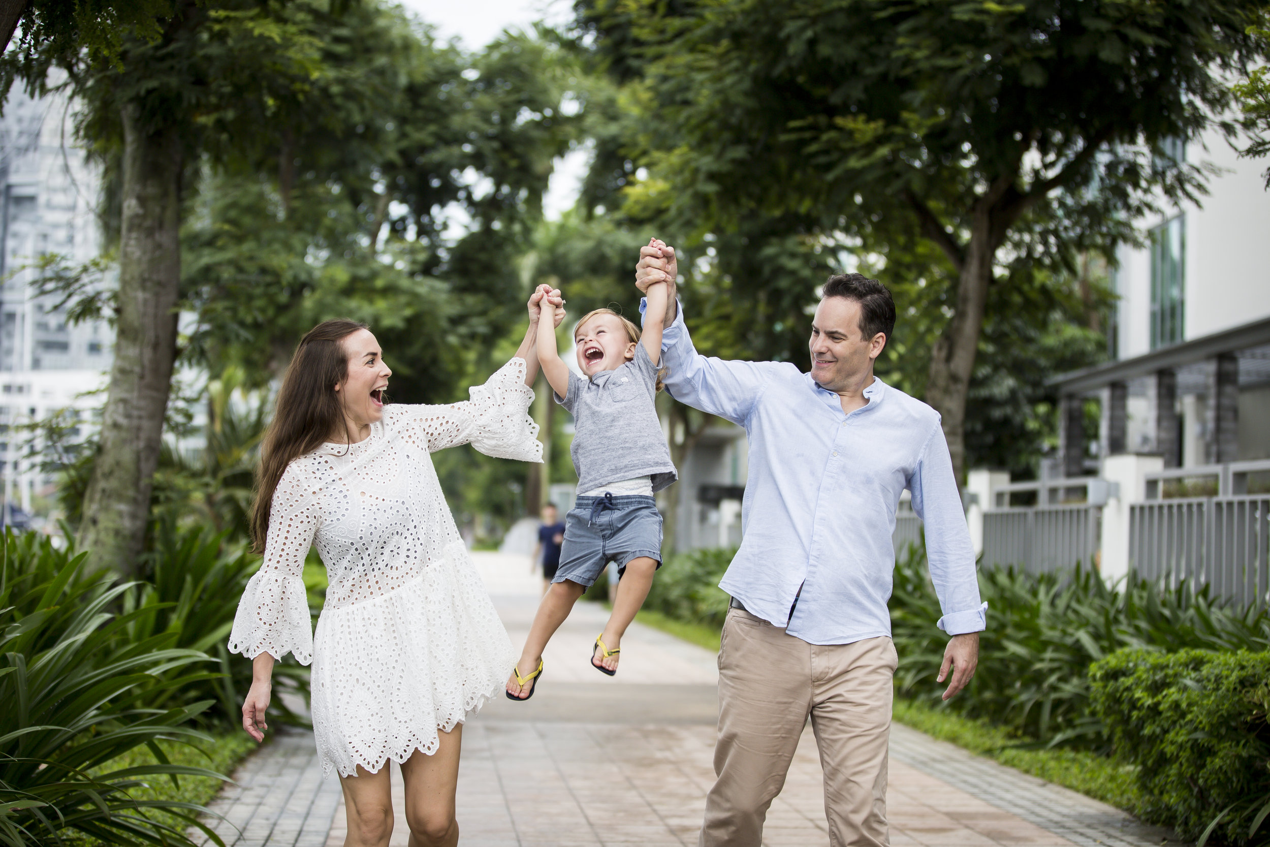 Family Photographer Singapore Vision Photography Daniel Parker home visit