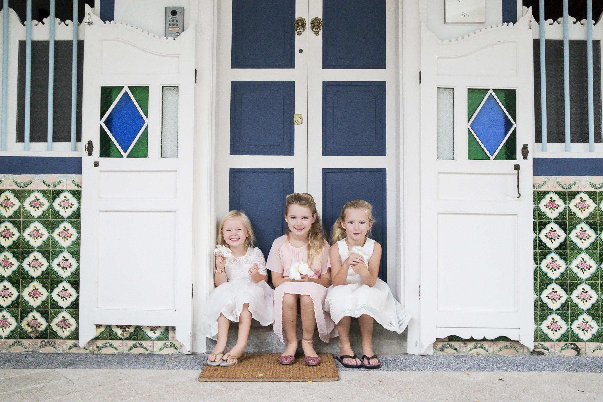 Singapore outdoor Family Photo Shoot  Vision Photography Daniel Parker