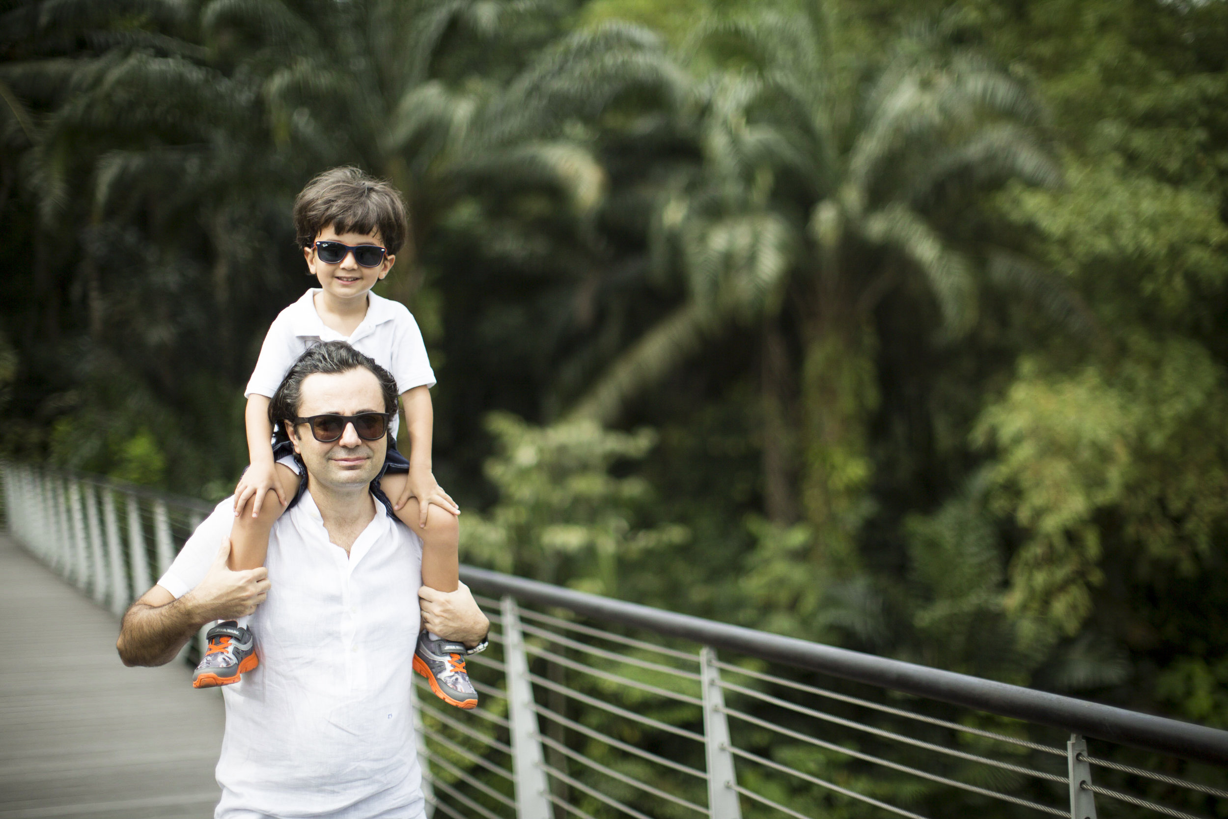Family Photographer Singapore Botanic Gardens outdoor Vision Photography Daniel Parker