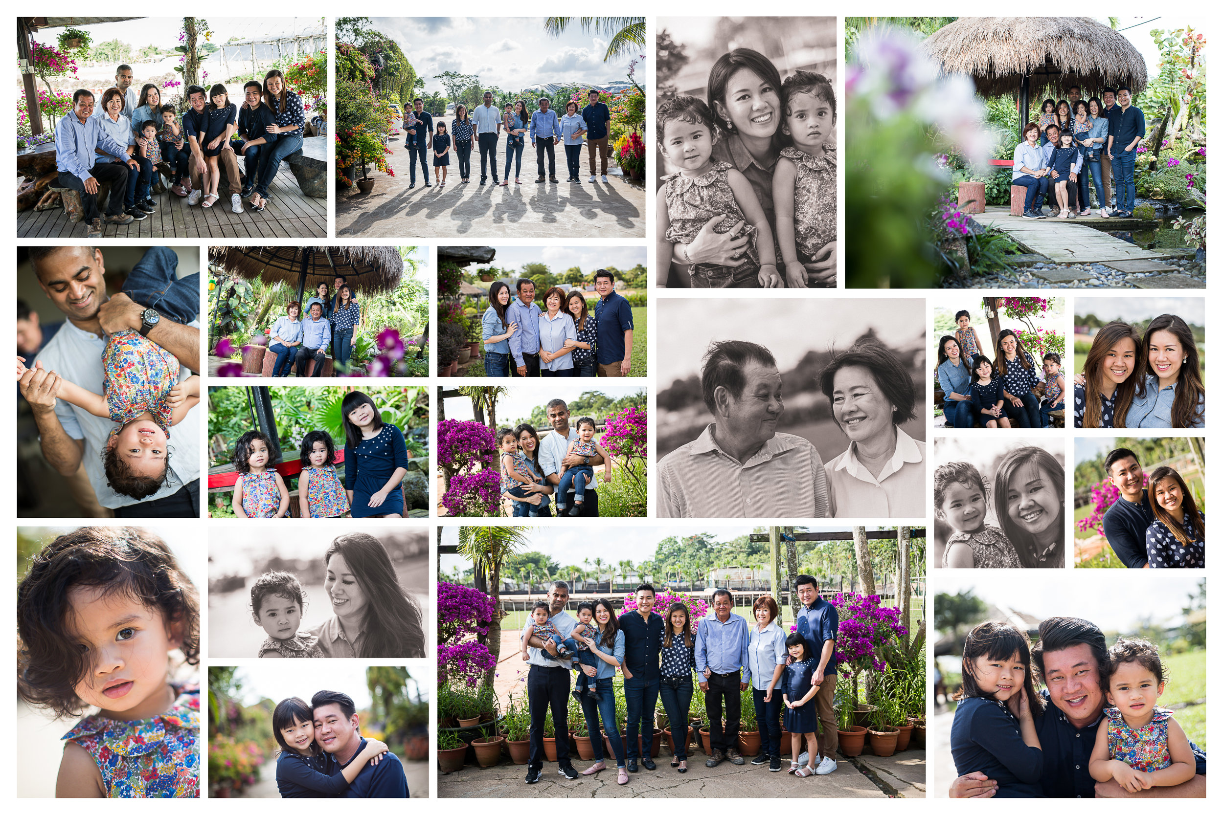 Family Shoot Vision Photography Singapore