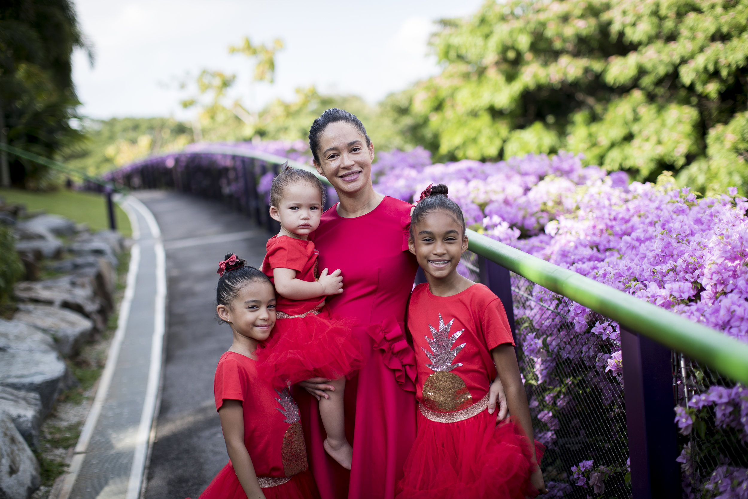 Gardens By The Bay Family Photography  Singapore Vision Photography