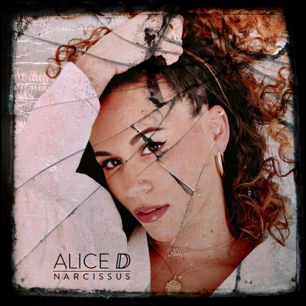 Alice D -  Narcissus    1. More 2 U 2. Favourite 3. No Pressure 4. Mama Said 5. Ride or Die   Artwork:    Nick Dynan