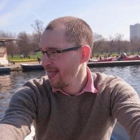 Martin Vowles, Co-founder,  Plexus