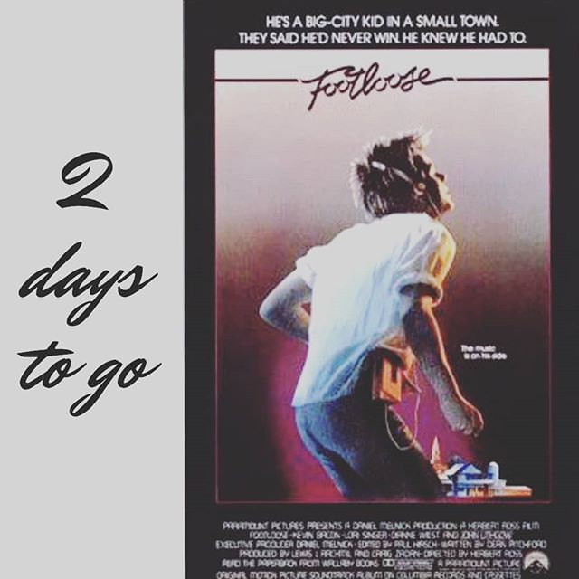 2 days to go until we sing one of the most foot-tapping movie anthems ever. Have you got your tickets yet? 19 October at Malvern Town Hall, 3 PM and 7:30 PM. Tickets at www.lowrezchoir.com  #AtTheMovies #lowrezchoir #footloose #choir #popchoir #showchoir #pop #concertready🎤  #concert #men #menwhosing #showbiz #menschoir #malechoir #thesongroom  #thespacedancecentre #choreography @whats_on_stonnington