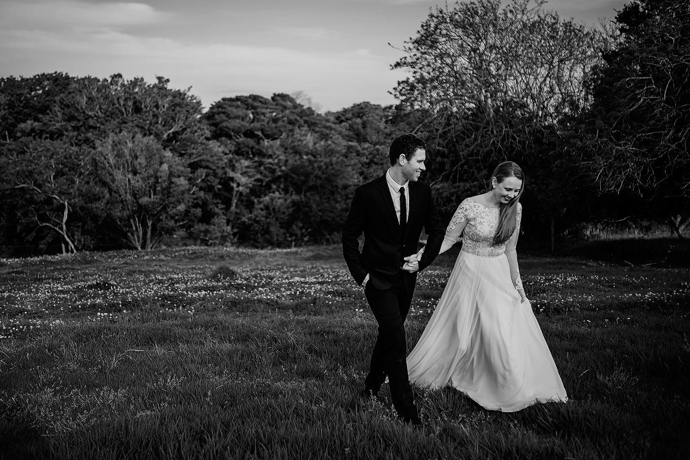 Eastern Cape Wedding Portraits - Fanie & Lindy