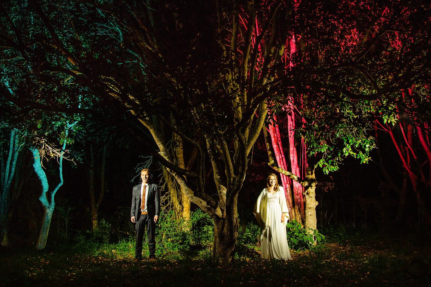 Garden Route Forest Wedding - Ian & Robyn