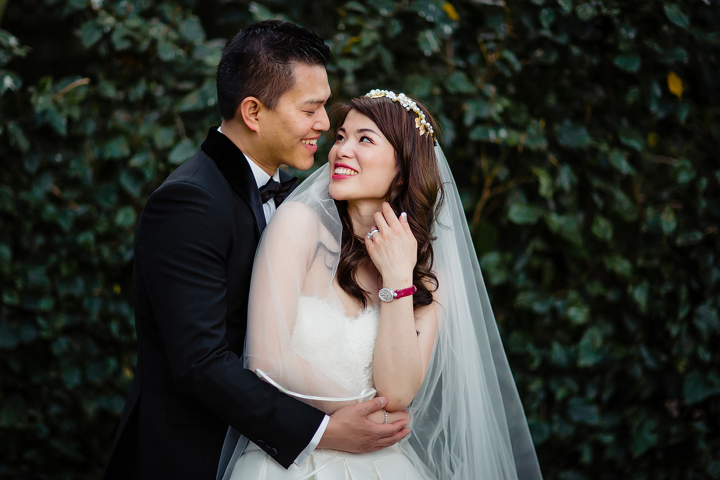 Chinese Wedding at Sun City Resort - Kenneth & Clemi