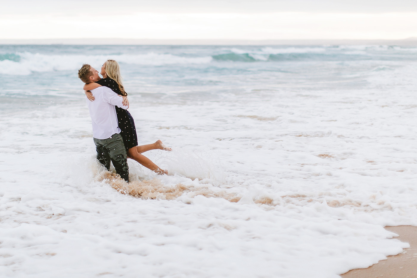 Beach Engagement Shoot - Wikus & Jeandre