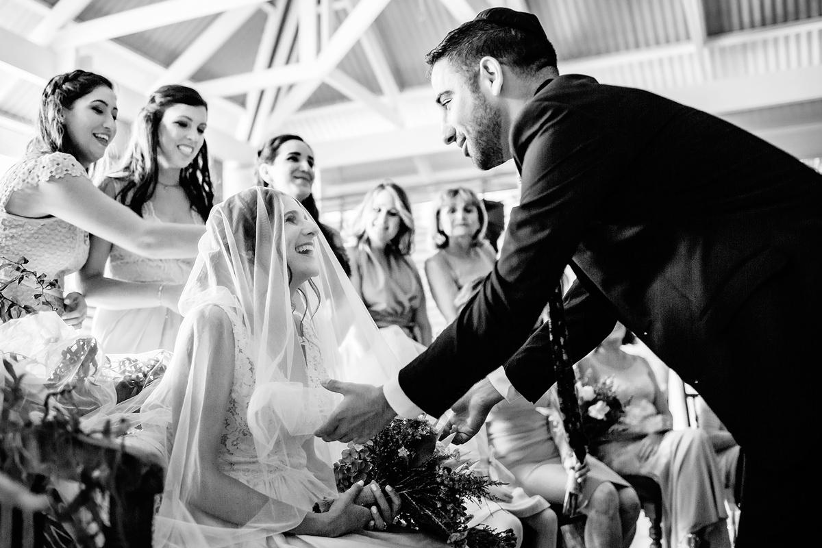 South African Jewish Wedding - Daniel & Samantha