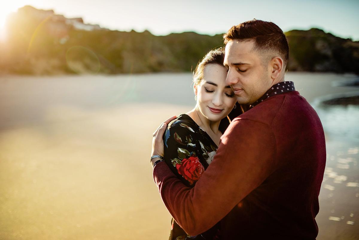 Knysna Engagement Shoot - Brett & Tahlia