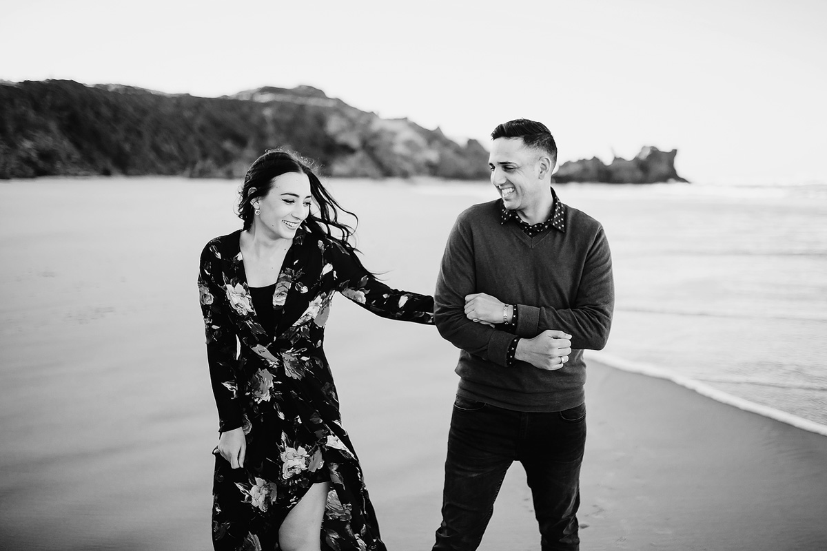 Knysna Engagement Shoot - Brett & Tahlia