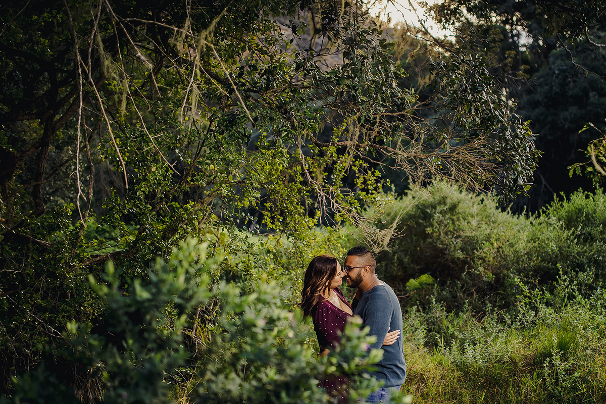 Garden Route Engagement Shoot - Shenny & Clarise